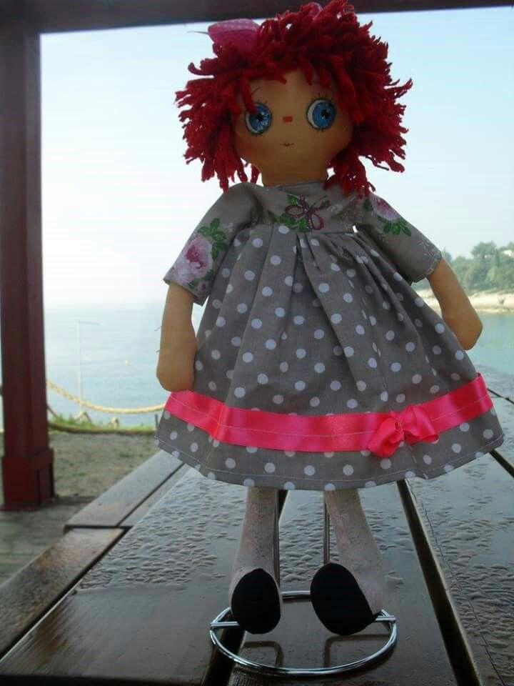 Zdenka Ivancic doll 💗