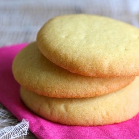 Melt In Your Mouth Shortbread Cookies | Recipes | Pinterest