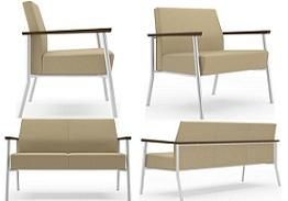 Medical Office Furniture...contemporary waiting room design
