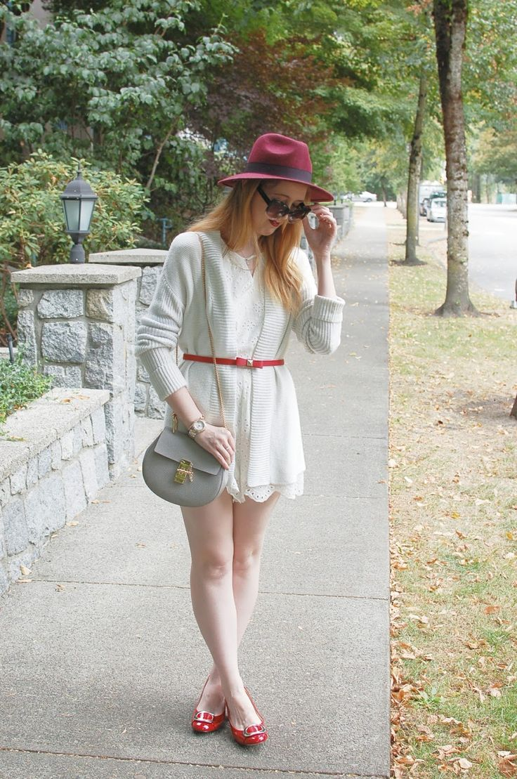 Fall Transitional Look, Maple Syrup and Teacups