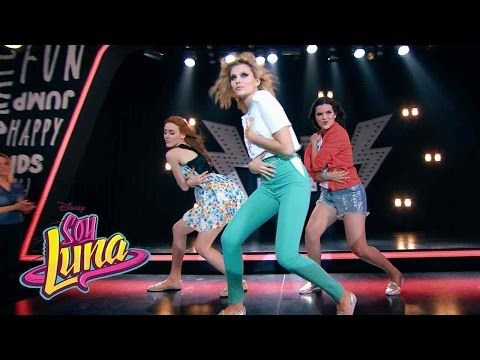 Soy Luna - Momento Musical - Ámbar, Jazmín y Delfina cantan Chicas así - YouTube