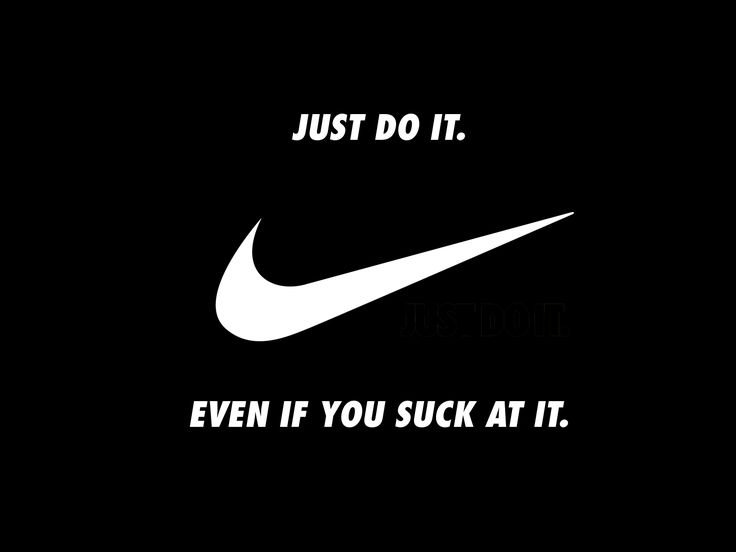 Nike just do it motivation quote suck nikemotivation motivational sport  fitness