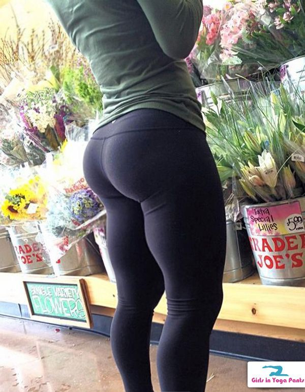 Hope, big ass booty in yoga pants theme