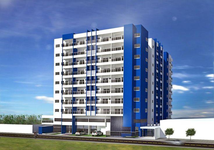 Estudo de um residencial próximo à praia - Immobile Arquitetura