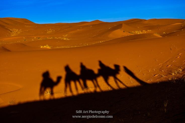 slowly shadows by Sergio Del Rosso
