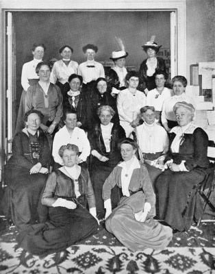 a history of the women suffrage movement in seneca falls united states Women's suffrage in the united states of movement for women's rights in 1848, the seneca falls a history of the anti-suffrage movement in the united.