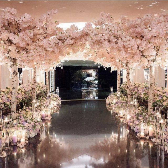 Cherry Blossom Tree Rental For Weddings Events Los Angeles Dreams In Detail Blossom Tree Wedding Cherry Blossom Theme Cherry Blossom Wedding