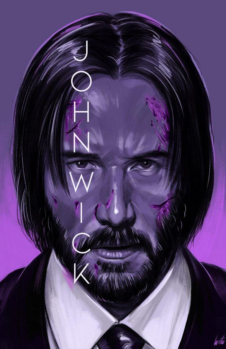 John Wick PosterSpy John wick, John wick movie, Keanu