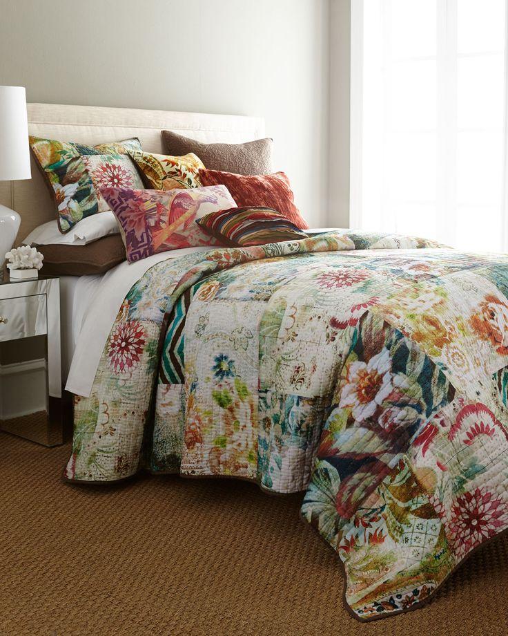 80 best tracy porter images on Pinterest | Bedroom decor, Bohemian ... : tracy porter bronwyn quilt - Adamdwight.com