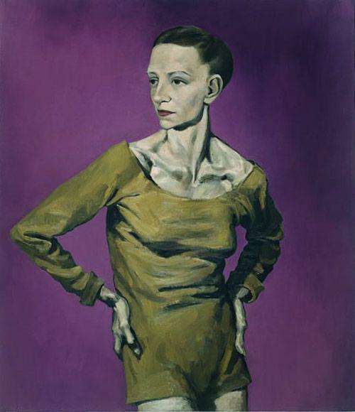 John Currin, Ramona, 1992
