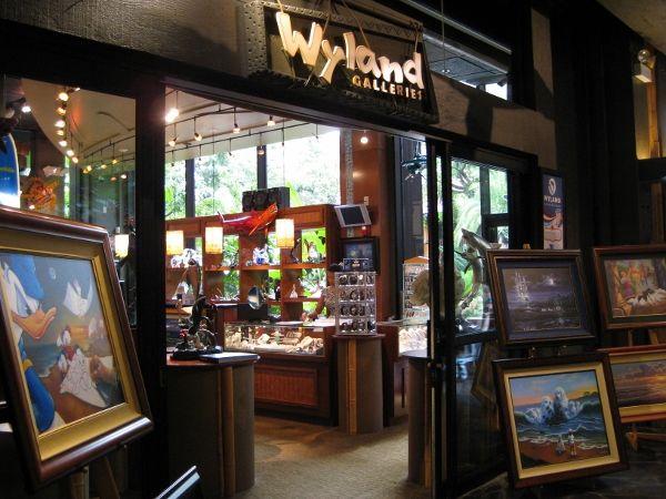 Walt Disney World Unique Shop