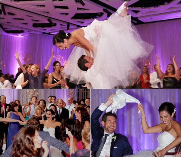 Jewish Wedding Fun Party Traditions