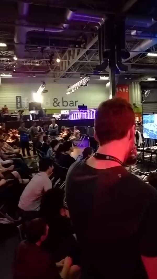 From Tagg's twitter. Call of Duty Hearthstone and Dota spectator crowds vs. TF2 #games #teamfortress2 #steam #tf2 #SteamNewRelease #gaming #Valve