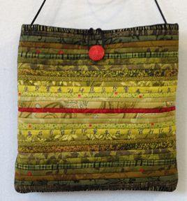 The Quilts of Ann Brauer: Purses