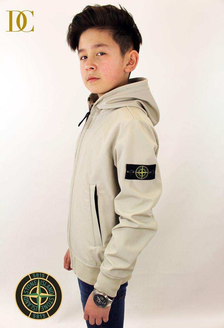 New Stone Island Kids for SS17 - many coats & jackets available.   #stoneislandkids #stoneisland #jackets