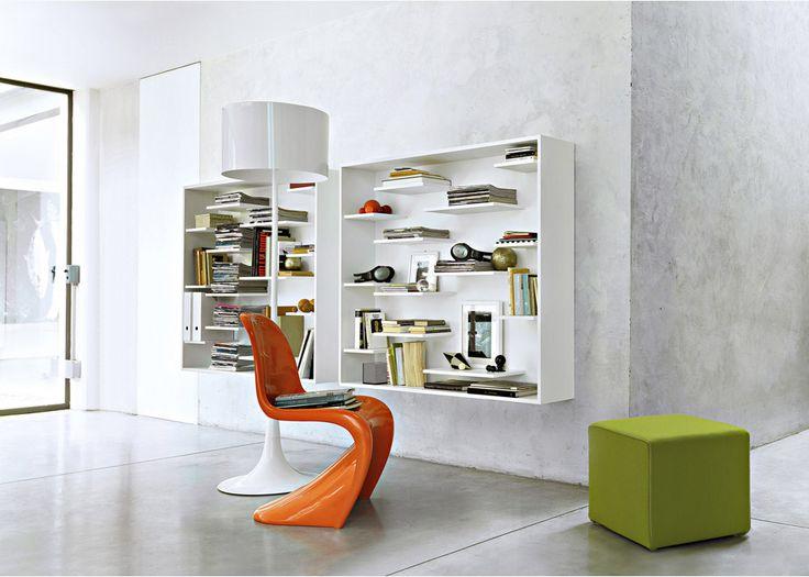 Librerie e scaffali: Libreria Shift da Lema