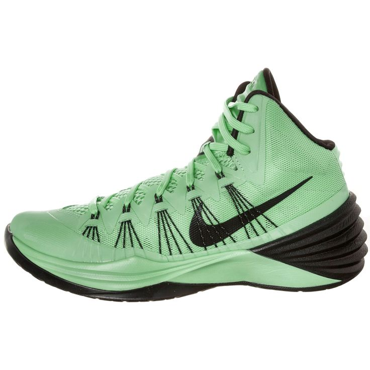 Amazon.com: Nike Hyperdunk 2013 Green Glow Mens Basketball Shoes: Shoes