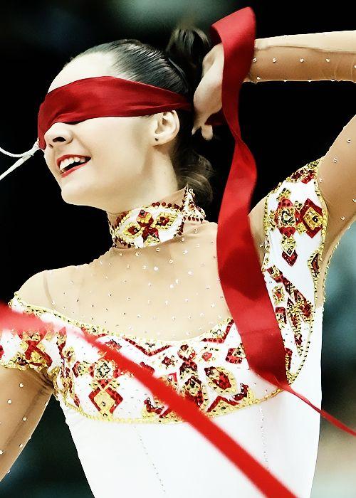 Rhythmic Gymnastic is ♥