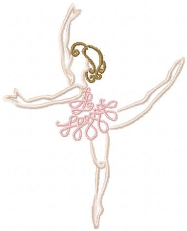 Little Ballerina -