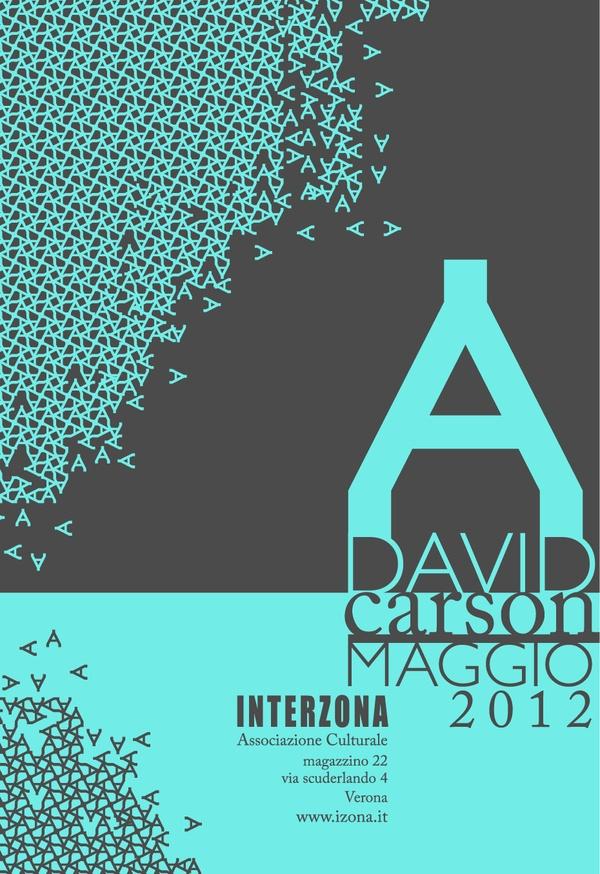 david carson docet