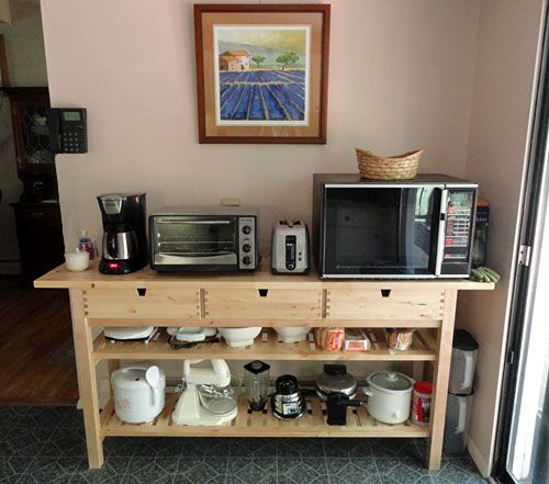 The IKEA Norden Table Organizer Is Versatile For Many Uses