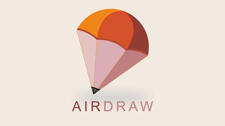[AirDraw] 3D Logo Design Inspiration | Corel Draw Tutorial