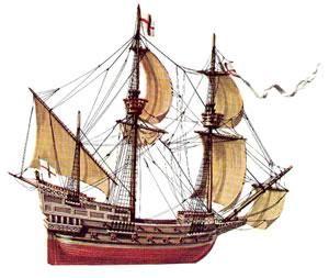 Los tesoros perdidos; El galeón de San José
