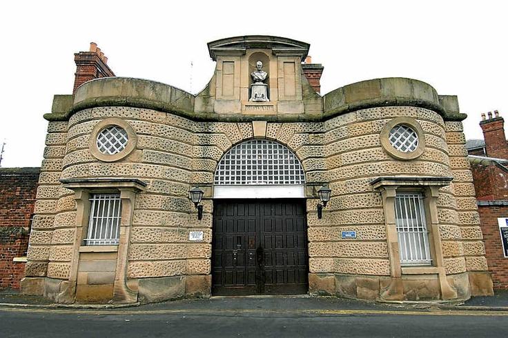 Shrewsbury's Dana Prison