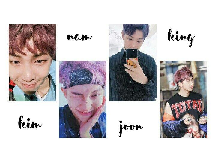 Kim Nam Joon BTS