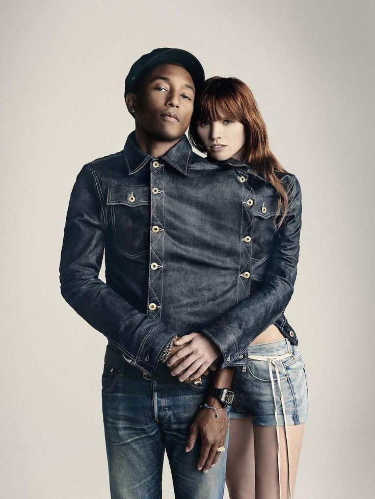 Pharrell Williams x G-Star