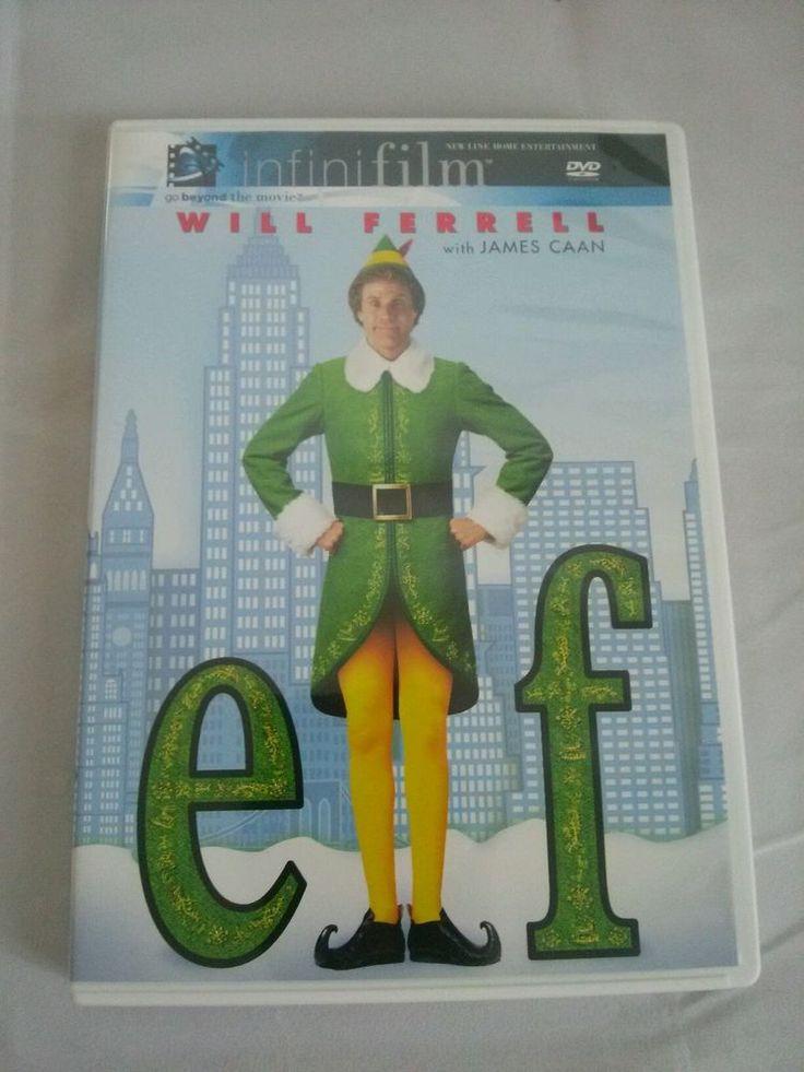 #Elf (DVD, 2004, 2-Disc Set)