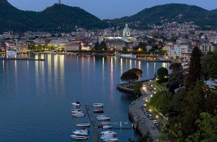 italyada gezilecek yerler - İtalya adaları - como gölü