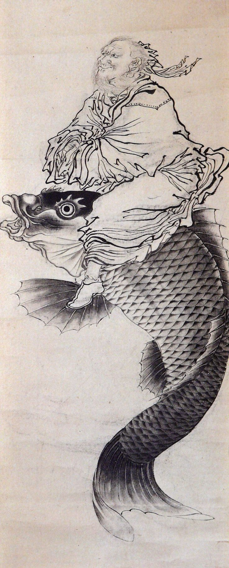 by Kawanabe Kyosai