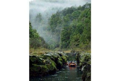 Rafting New Zealand on the Rangitikei & Ngaruroro Rivers