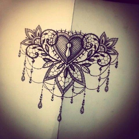 Tattoo herz brust ideen