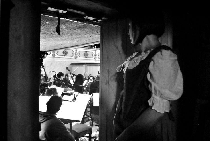 Falstaff, backstage (Ph. Annalisa Andolina)