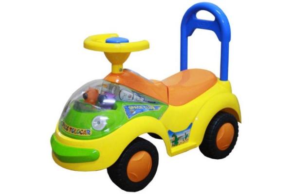 Maşină De Împins Copii UR-LBL-2108 - Baby Mix. Mai multe detalii pe BabyPlus.ro