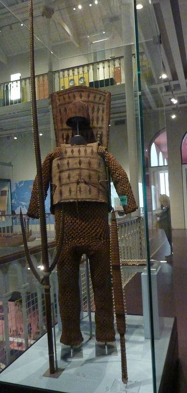 Armor & Weapons from Kiribati in 2019 | clay wood ceramic ...