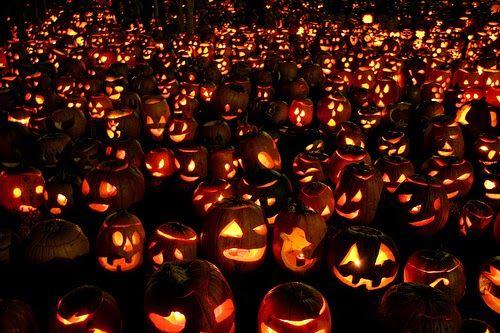 Blogul Dianei: Sarbatoarea Halloween - Origini si obiceiuri