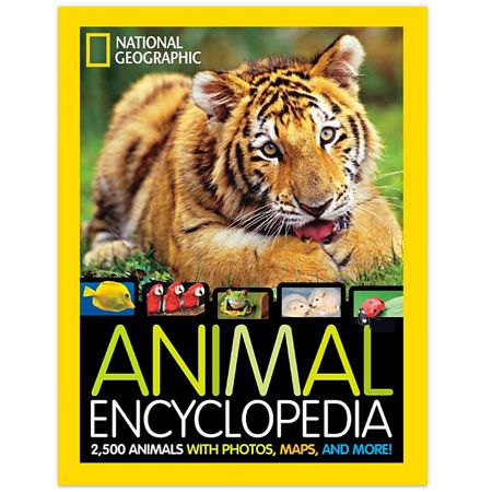 National Geographic Animal Encyclopedia by National Geographic Books - $22.95