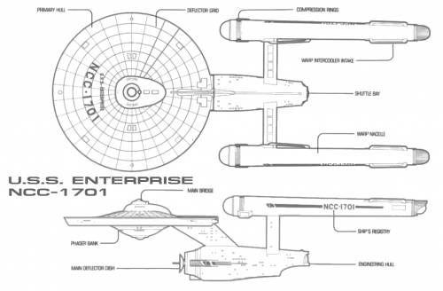 blueprints for uss enterprise More Blueprints Gt Science - new enterprise blueprint apple