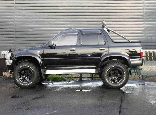 toyota surf 2016 modified - Google Search