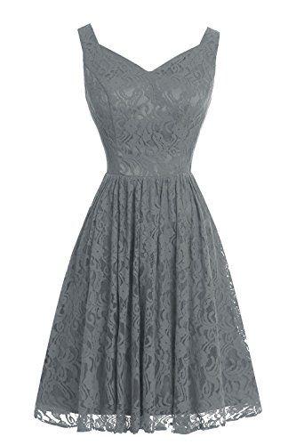 VP Floral V-Neck Short Full Lace Bridesmaid Dress Homecoming Prom Dress Steel Grey VP http://www.amazon.com/dp/B017NJRHR4/ref=cm_sw_r_pi_dp_2OVKwb0CJDW61