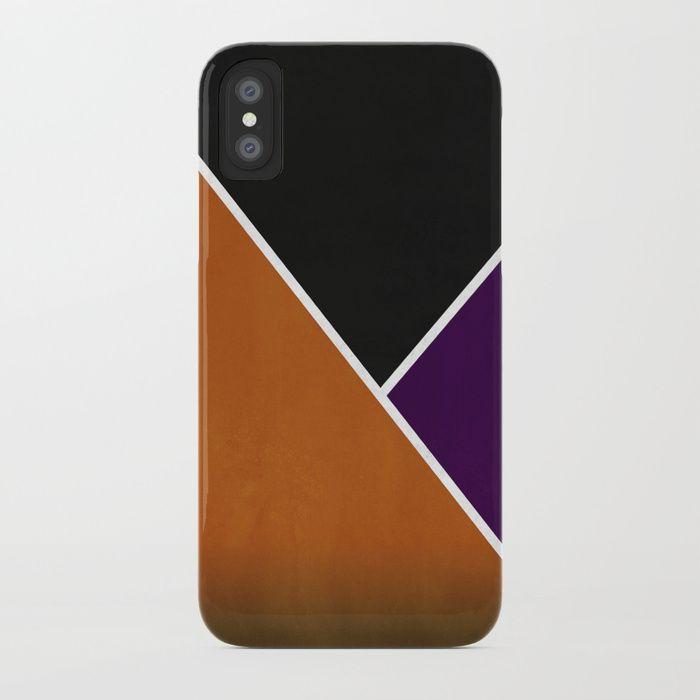 #iphone #case #manly #design #man #classic #style #striped #stripes #texture #colors #black #noir #purple #orange