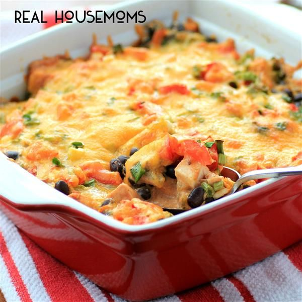 Mexican Casserole by Noshing With The Nolands (Custom)