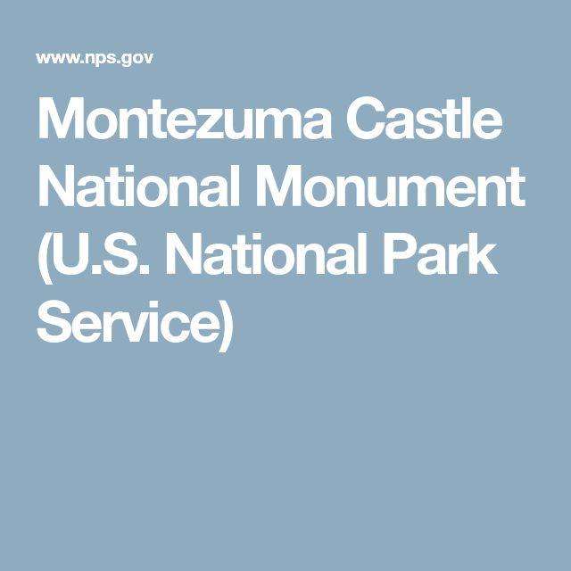 Montezuma Castle National Monument (U.S. National Park Service)