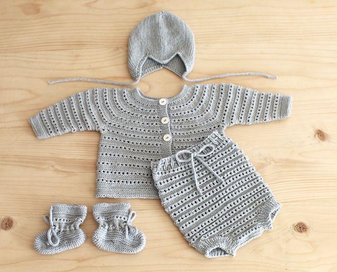 Ullstrikk - The wool knitters blog: MEIR BABYSTRIKK / KNITS FOR THE BABY