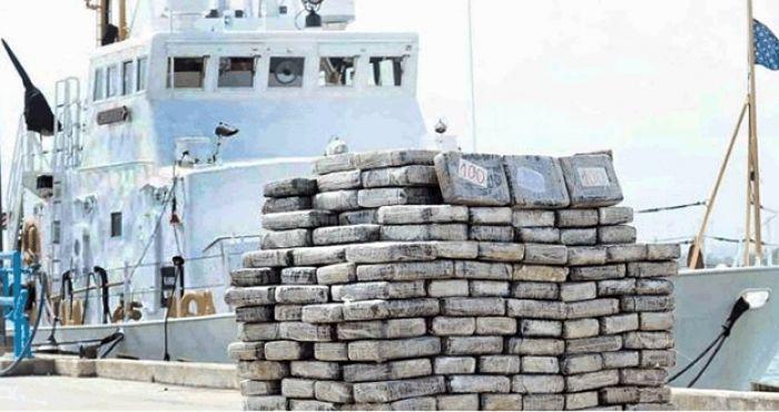 Guardia Costera EE.UU. ocupa 900 kilos cocaina procedentes de Republica Dominicana