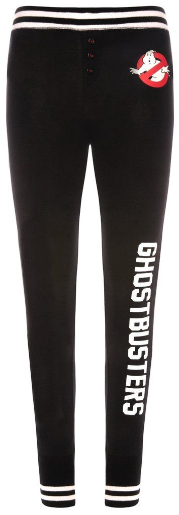 PRIMARK GHOST BUSTERS PJ Bottoms Leggings UK Sizes 6 - 20 NEW
