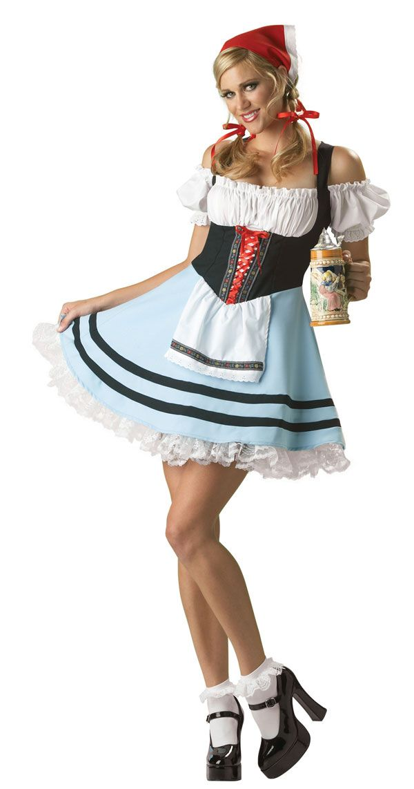 OKTOBERFEST GIRL. My costume 4 years ago